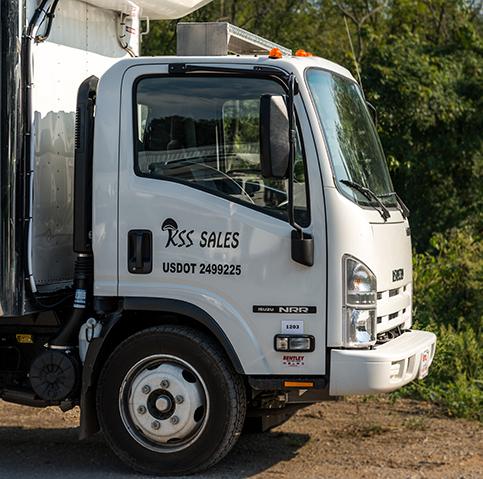 KSS Sales Truck